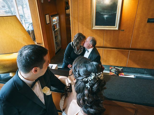 Michael and Julia's Wedding in New York, New York 41