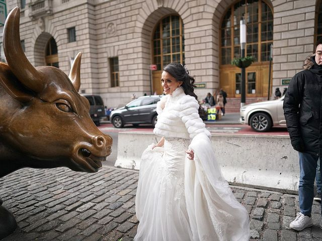 Michael and Julia's Wedding in New York, New York 44