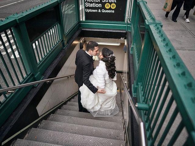 Michael and Julia's Wedding in New York, New York 46