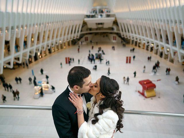 Michael and Julia's Wedding in New York, New York 48