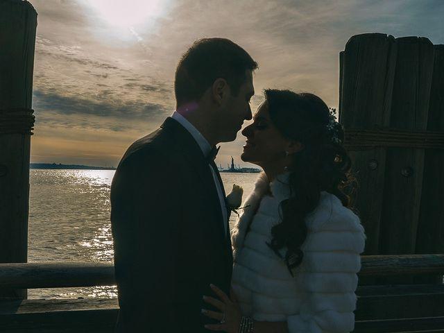Michael and Julia's Wedding in New York, New York 51