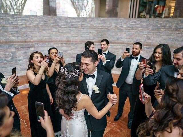 Michael and Julia's Wedding in New York, New York 53