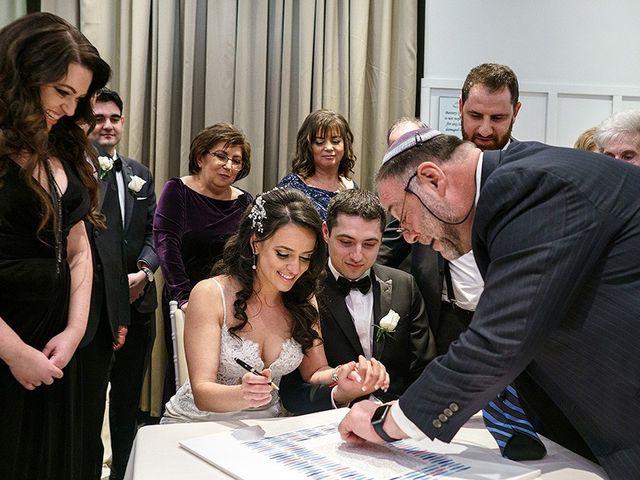 Michael and Julia's Wedding in New York, New York 54