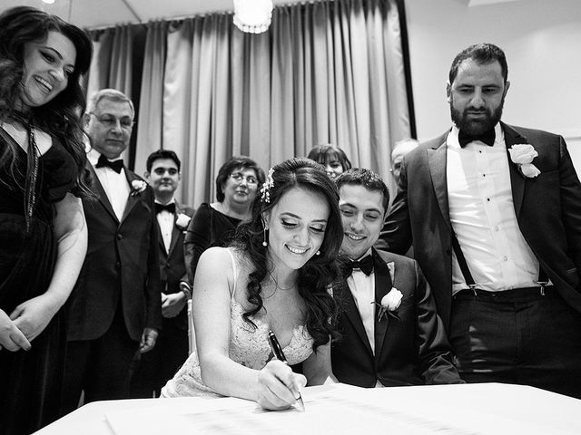 Michael and Julia's Wedding in New York, New York 55