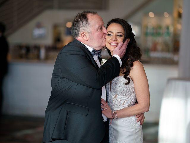 Michael and Julia's Wedding in New York, New York 56