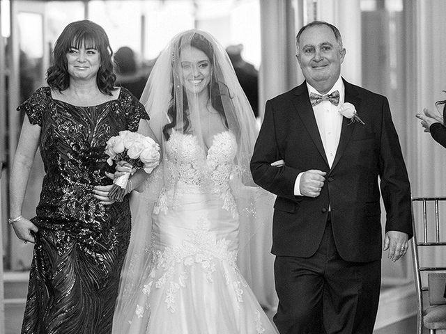 Michael and Julia's Wedding in New York, New York 60