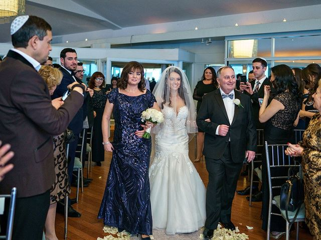 Michael and Julia's Wedding in New York, New York 61