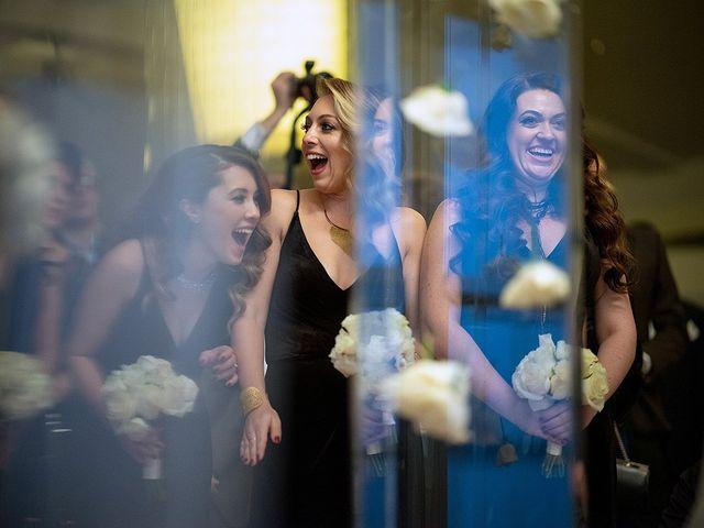 Michael and Julia's Wedding in New York, New York 69