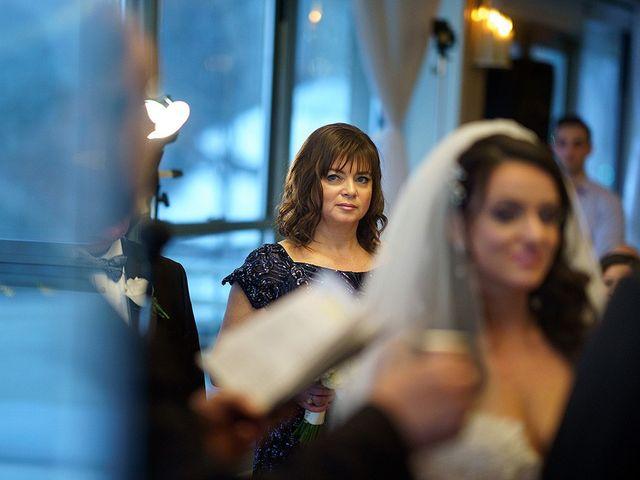 Michael and Julia's Wedding in New York, New York 72