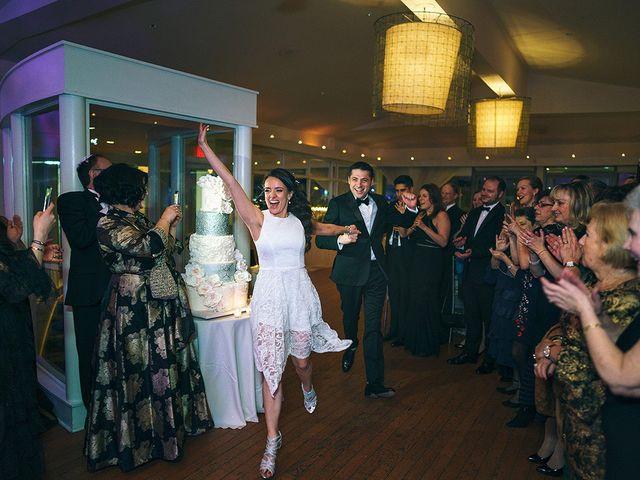 Michael and Julia's Wedding in New York, New York 79