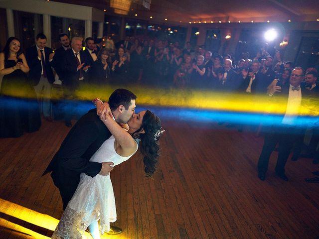 Michael and Julia's Wedding in New York, New York 81