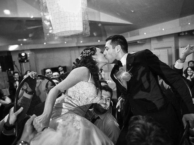 Michael and Julia's Wedding in New York, New York 87