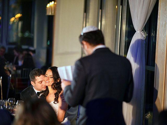 Michael and Julia's Wedding in New York, New York 100