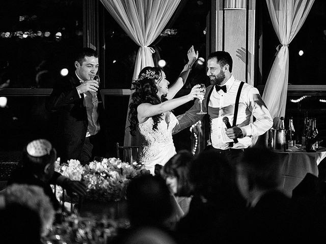 Michael and Julia's Wedding in New York, New York 101
