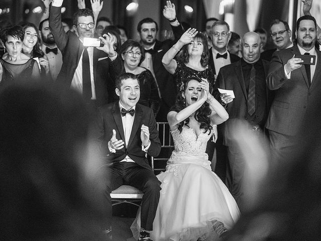 Michael and Julia's Wedding in New York, New York 104