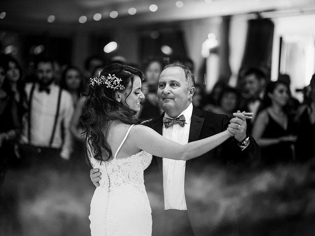 Michael and Julia's Wedding in New York, New York 106