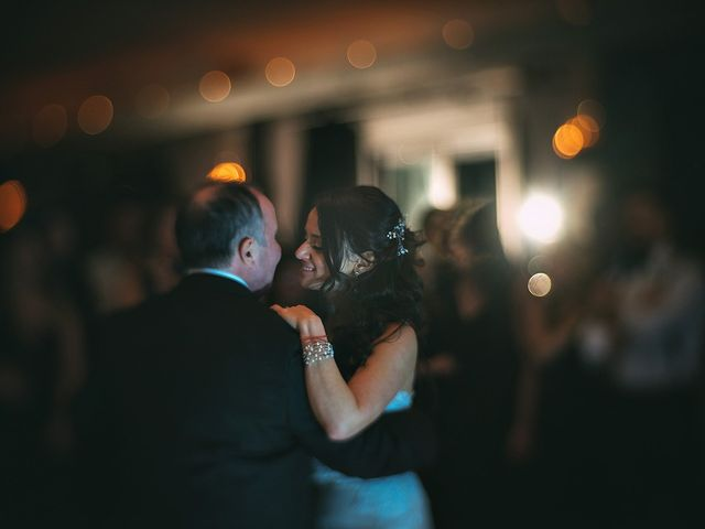 Michael and Julia's Wedding in New York, New York 108