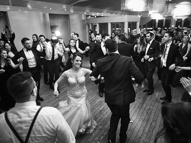 Michael and Julia's Wedding in New York, New York 111