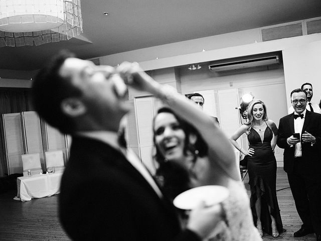 Michael and Julia's Wedding in New York, New York 117