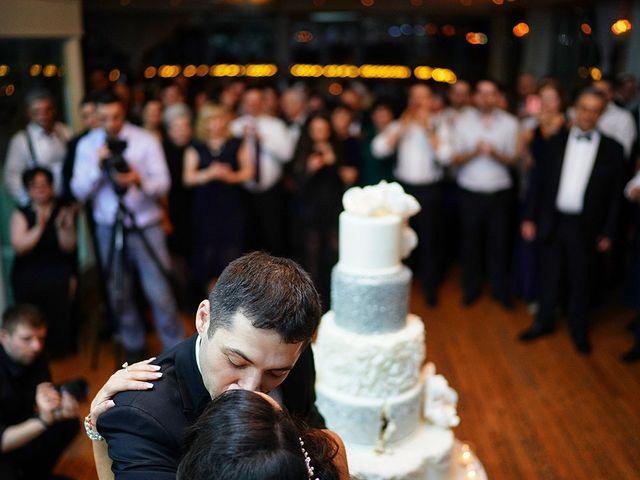Michael and Julia's Wedding in New York, New York 118