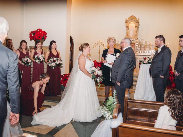 Matthew and Andrea's Wedding in Grand Rapids, Ohio 2