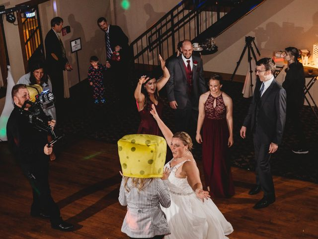 Matthew and Andrea's Wedding in Grand Rapids, Ohio 4