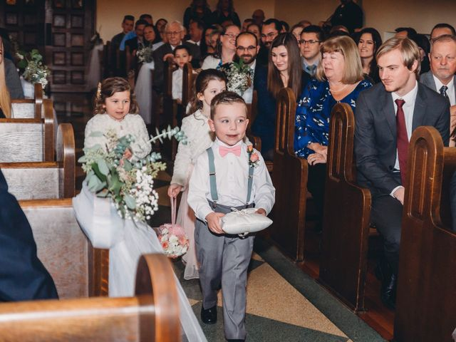 Matthew and Andrea's Wedding in Grand Rapids, Ohio 5