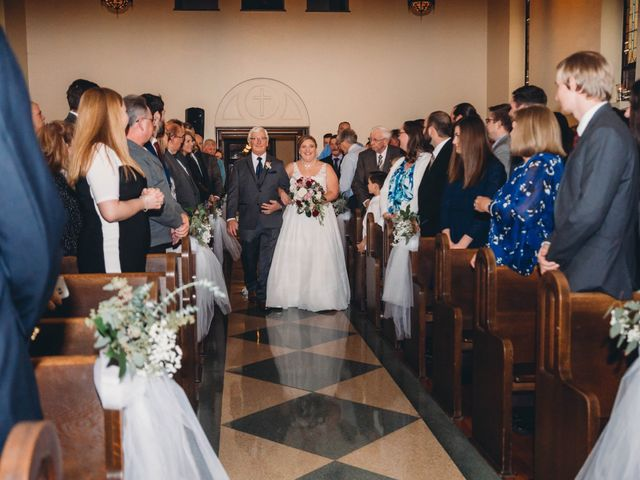 Matthew and Andrea's Wedding in Grand Rapids, Ohio 6