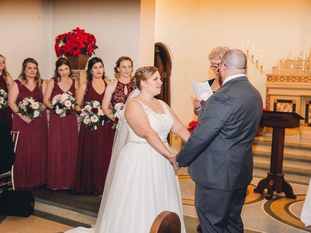 Matthew and Andrea's Wedding in Grand Rapids, Ohio 7