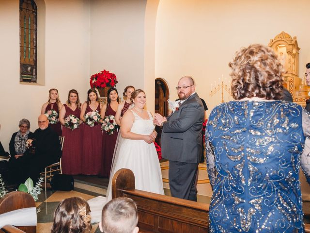 Matthew and Andrea's Wedding in Grand Rapids, Ohio 8