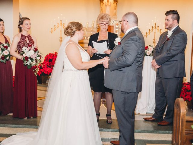 Matthew and Andrea's Wedding in Grand Rapids, Ohio 10