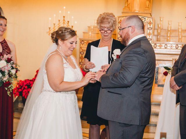 Matthew and Andrea's Wedding in Grand Rapids, Ohio 11