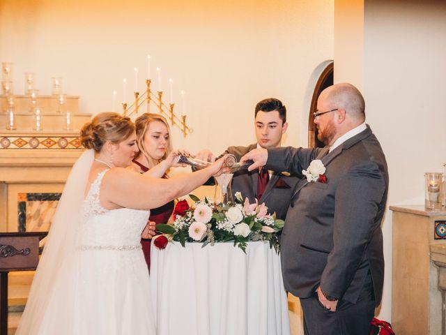 Matthew and Andrea's Wedding in Grand Rapids, Ohio 12