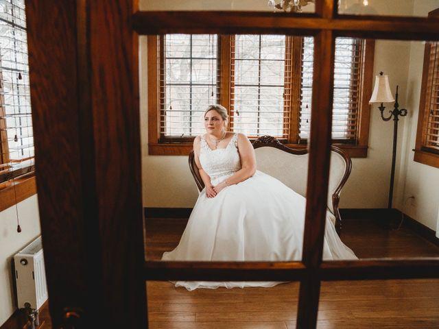 Matthew and Andrea's Wedding in Grand Rapids, Ohio 13