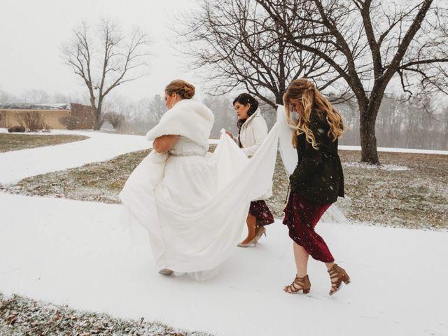 Matthew and Andrea's Wedding in Grand Rapids, Ohio 15