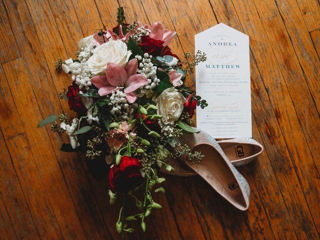 Matthew and Andrea's Wedding in Grand Rapids, Ohio 20