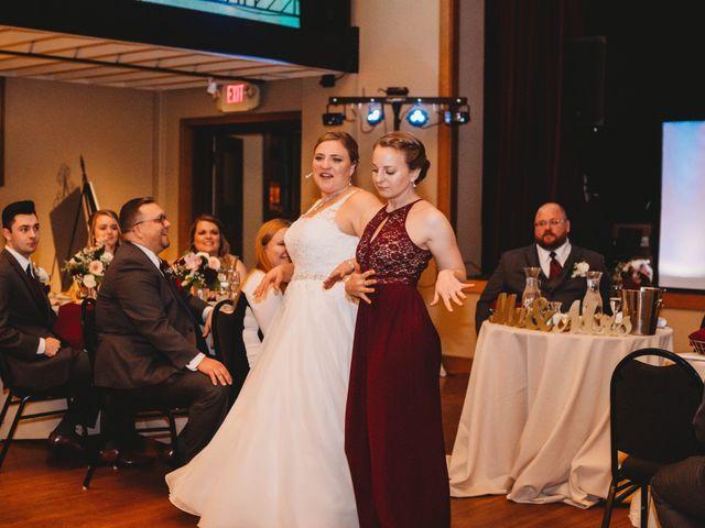 Matthew and Andrea's Wedding in Grand Rapids, Ohio 21