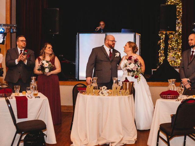 Matthew and Andrea's Wedding in Grand Rapids, Ohio 22