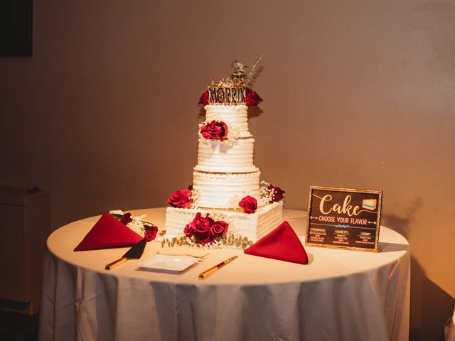 Matthew and Andrea's Wedding in Grand Rapids, Ohio 26