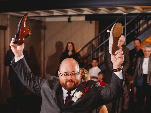 Matthew and Andrea's Wedding in Grand Rapids, Ohio 28