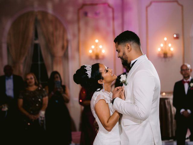 The wedding of Jinny and Ezequiel