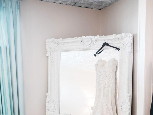 Andy and Karinna's Wedding in Saint Augustine, Florida 9