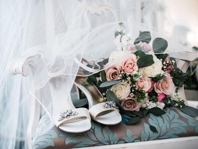 Andy and Karinna's Wedding in Saint Augustine, Florida 10
