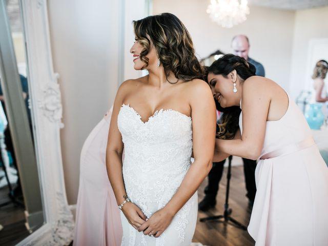 Andy and Karinna's Wedding in Saint Augustine, Florida 13