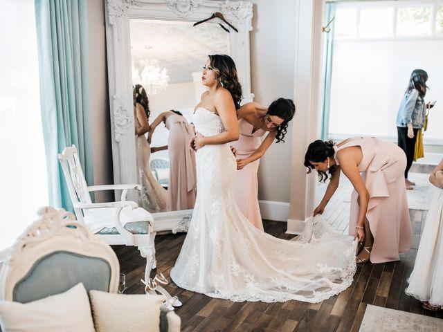 Andy and Karinna's Wedding in Saint Augustine, Florida 14
