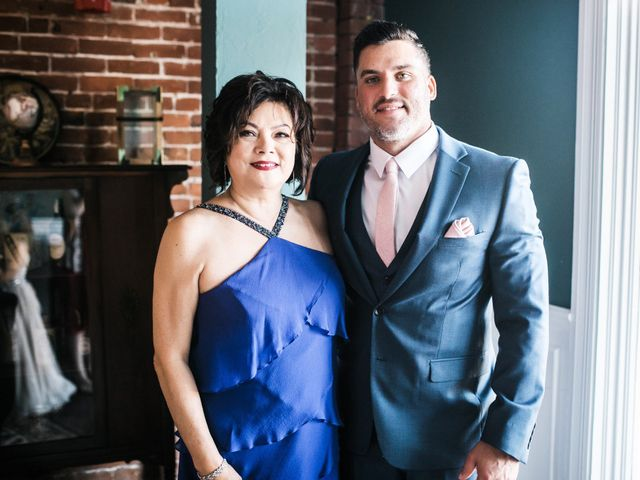 Andy and Karinna's Wedding in Saint Augustine, Florida 15