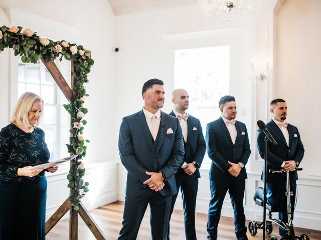 Andy and Karinna's Wedding in Saint Augustine, Florida 17