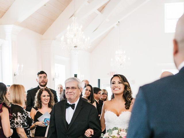 Andy and Karinna's Wedding in Saint Augustine, Florida 18