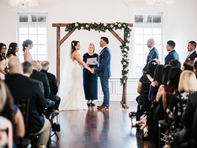 Andy and Karinna's Wedding in Saint Augustine, Florida 19