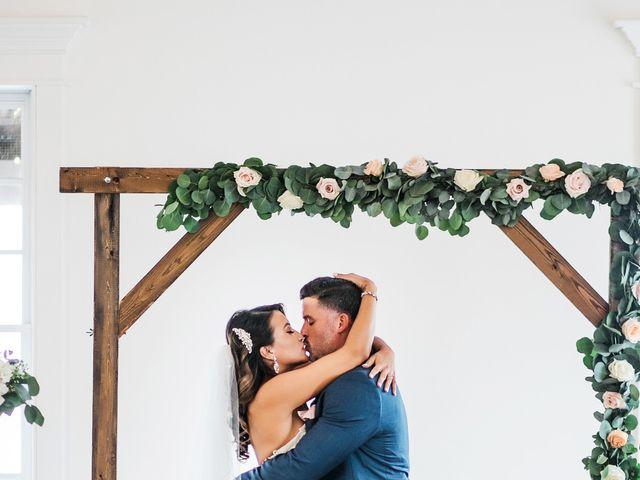 Andy and Karinna's Wedding in Saint Augustine, Florida 20